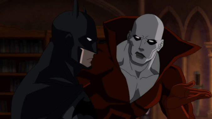 Justice League Dark: Batman and Deadman