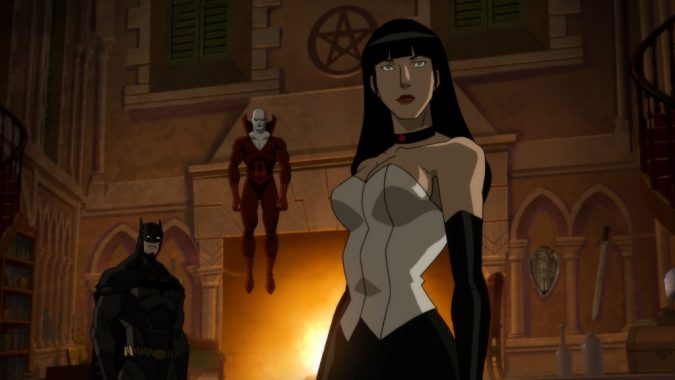 Justice League Dark: Zatanna and Deadman