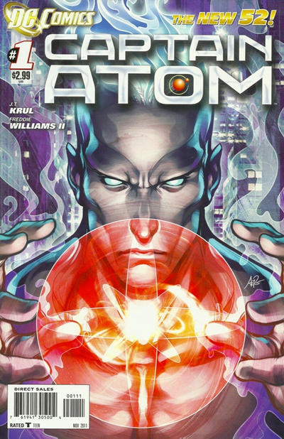 Captain Atom #1