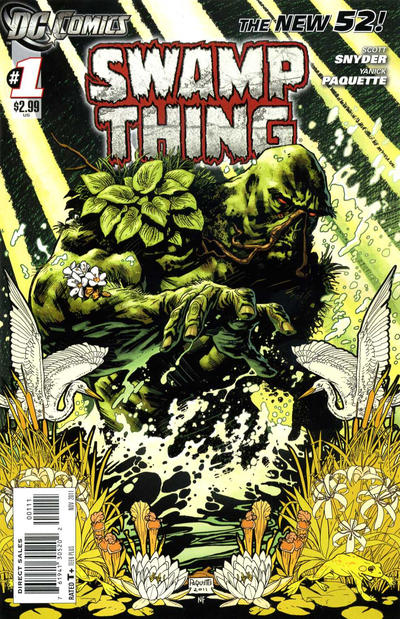 Swamp Thing #1