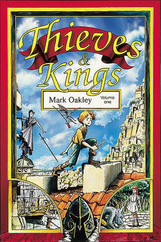 Thieves & Kings Volume 1, the Red Book