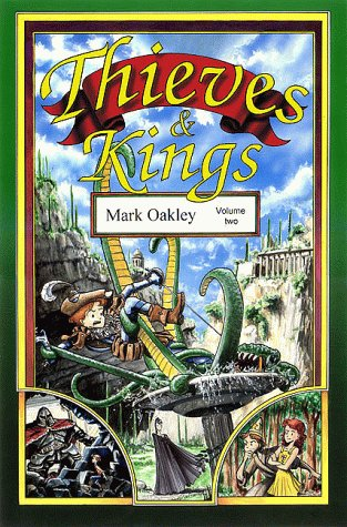 Thieves & Kings Volume 2, the Green Book