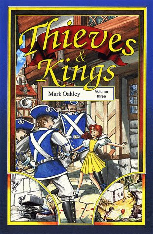 Thieves & Kings Volume 3, the Blue Book