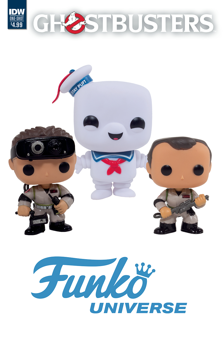 Ghostbusters: Funko Universe Toy Variant