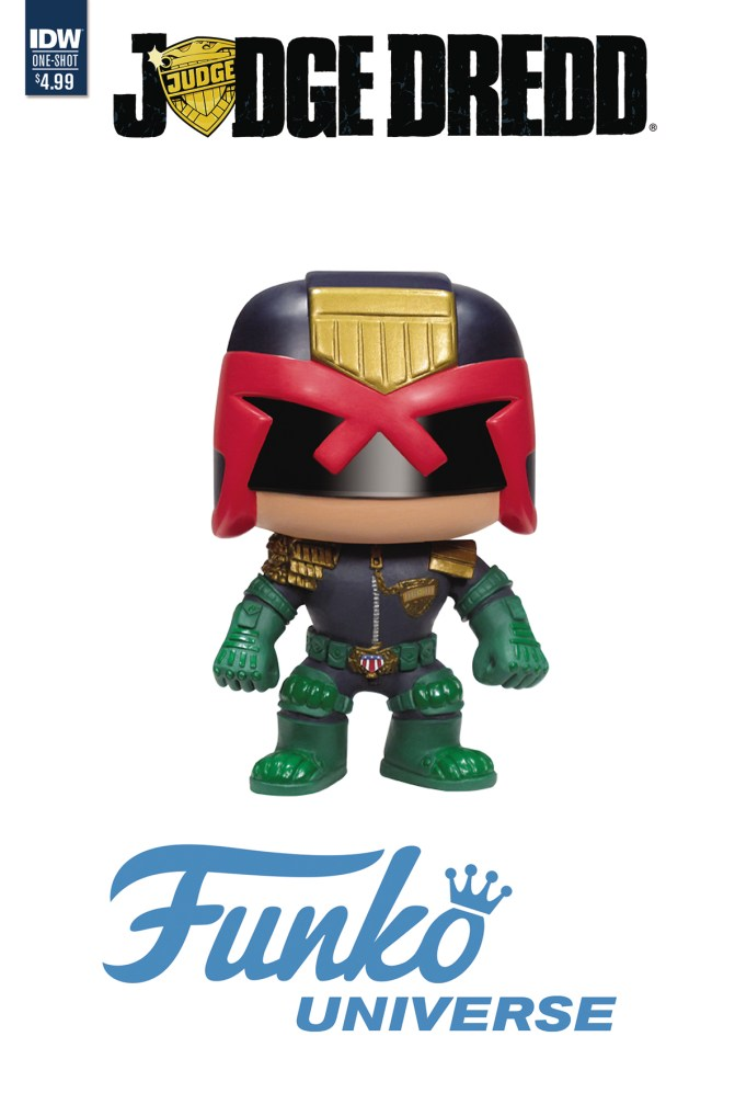 Judge Dredd: Funko Universe Toy Variant