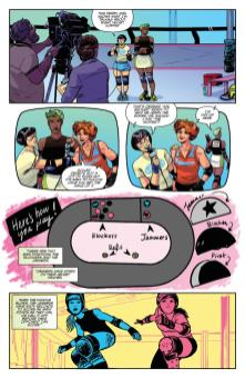 Slam! #4 preview page 1