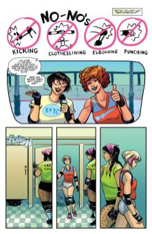Slam! #4 preview page 3