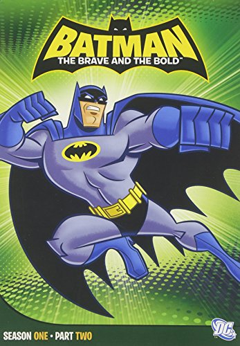 Batman: The Brave and the Bold Season One, Part Two
