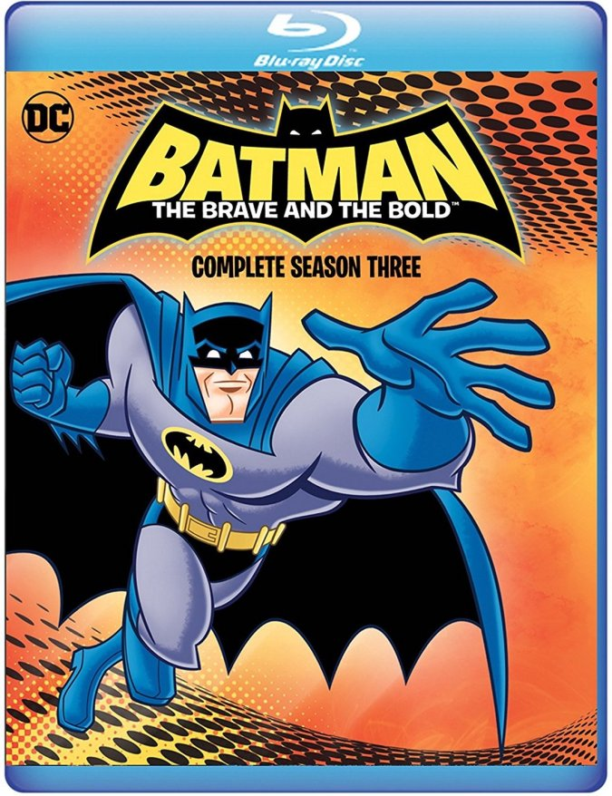 Batman: The Brave and the Bold Season Three
