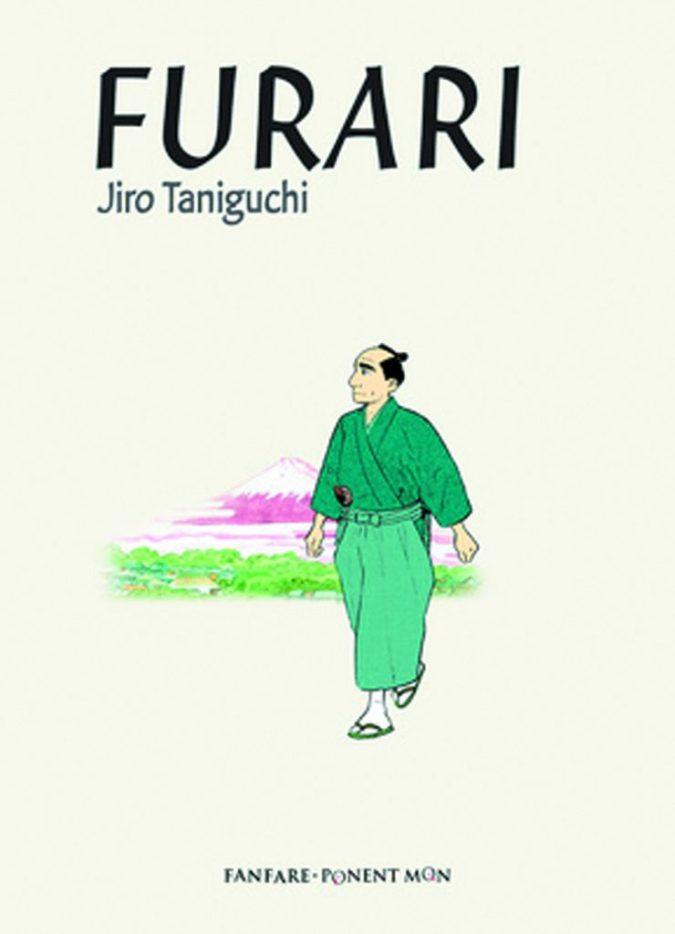 Furari by Jiro Taniguchi