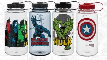 Marvel Nalgene Outdoor water bottles