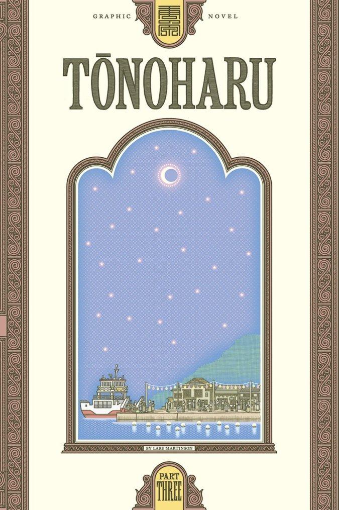 Tonoharu Part Three
