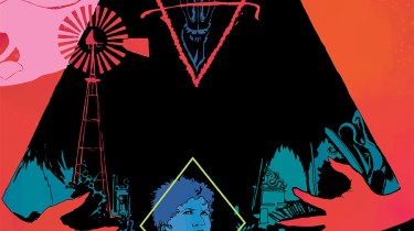 Winnebago Graveyard #1 cover by Alison Sampson
