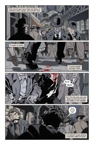 The Damned #1 preview page 1