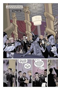 The Damned #1 preview page 4