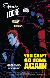 Spencer and Locke #1 preview page