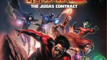 Teen Titans: The Judas Contract Blu-ray