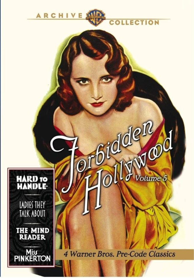 Forbidden Hollywood Volume 5