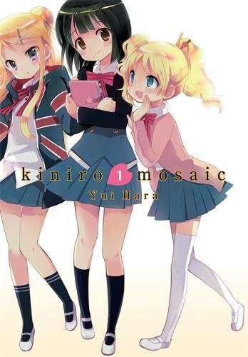 Kiniro Mosaic Volume 1