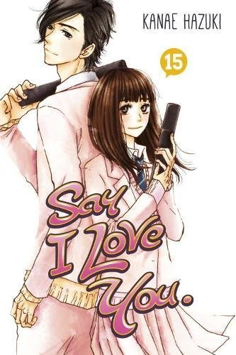 Say I Love You Volume 15