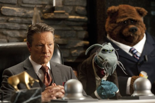 Chris Cooper, Uncle Deadly, and Bobo the Bear
