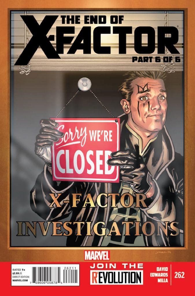 X-Factor #262