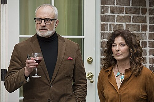 Bradley Whitford and Catherine Keener in Get Out