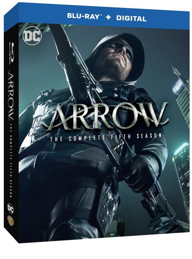 Arrow: The Complete Fifth Season
