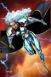 Black Panther #16 (Storm)