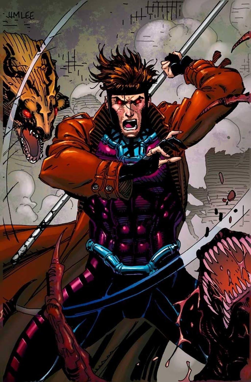 Captain America: Steve Rogers #19 (Gambit)