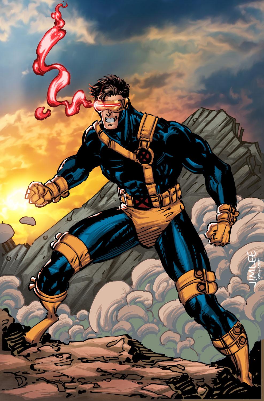 Champions #10 (Cyclops)