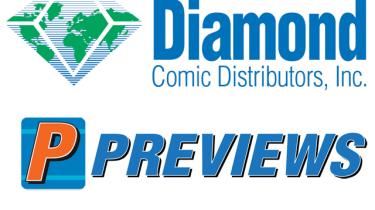 Diamond Previews logos