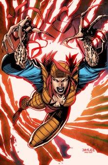 Ms. Marvel #20 (Lady Deathstrike)