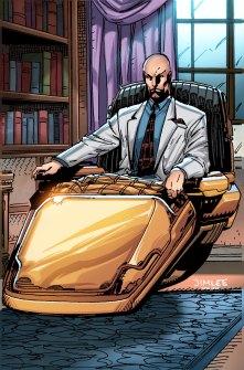 Old Man Logan #26 (Professor X)