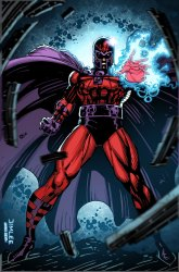 Royals #5 (Magneto)