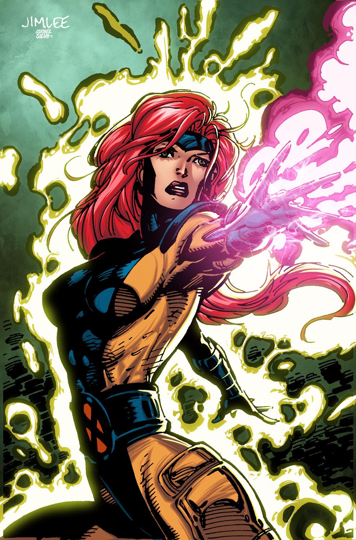 X-Men Blue #7 (Jean Grey)
