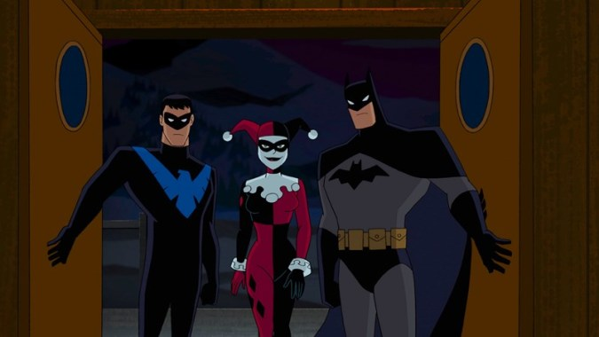 Batman and Harley Quinn still