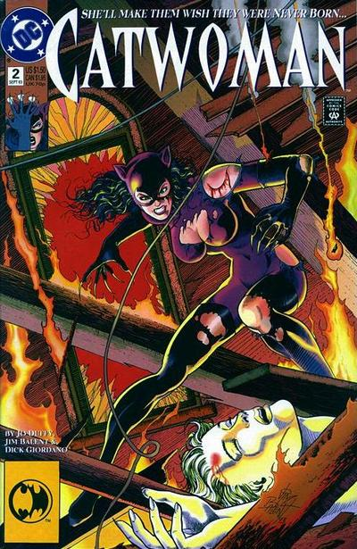Catwoman #2