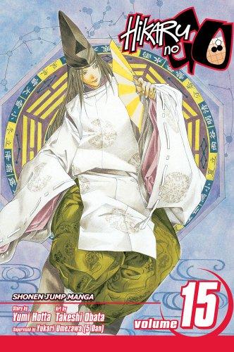 Hikaru no Go Volume 15