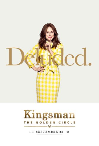 Julianne Moore in Kingsman: The Golden Circle