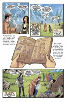 Doctor Who: The Tenth Doctor Year Three #6 preview page 3