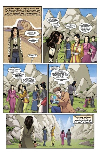 Doctor Who: The Tenth Doctor Year Three #6 preview page 5