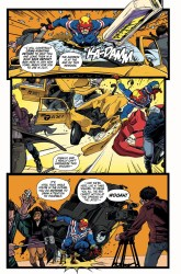Fighting American #1 preview pages