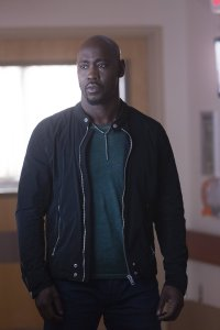 D.B. Woodside in Lucifer Season 2