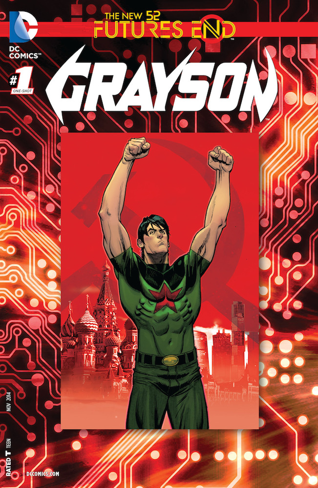 Grayson: Futures End #1