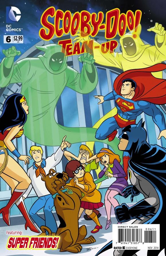 Scooby-Doo Team-Up #6