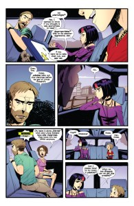 The Harcourt Legacy #1 preview page
