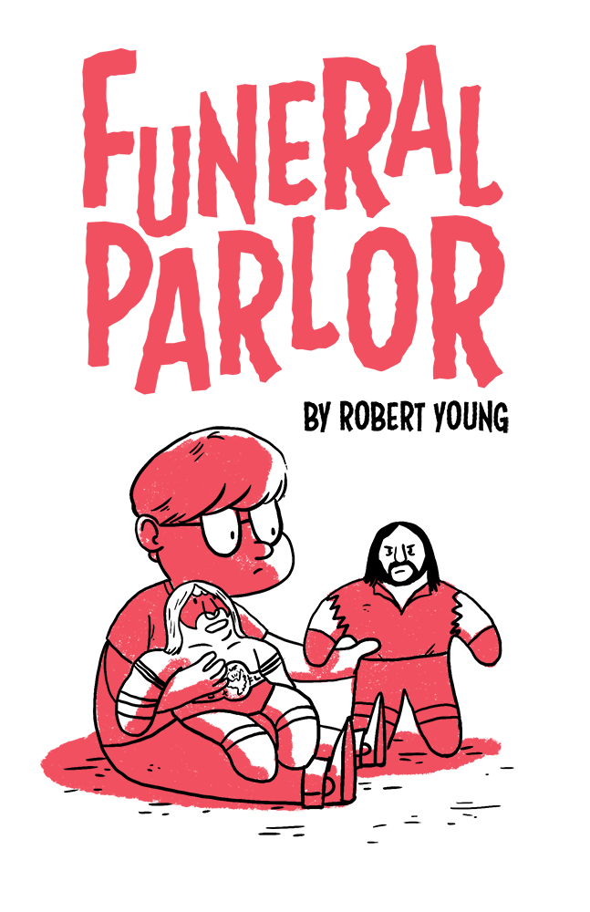 Funeral Parlor by Robert Young