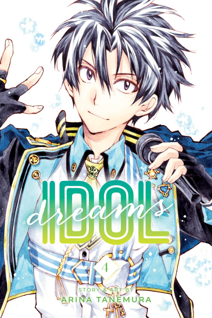 Idol Dreams Volume 4