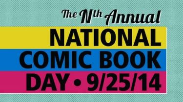 National Comic Book Day 2015